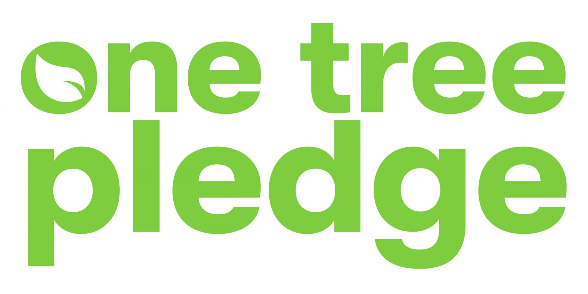 One Tree Pledge
