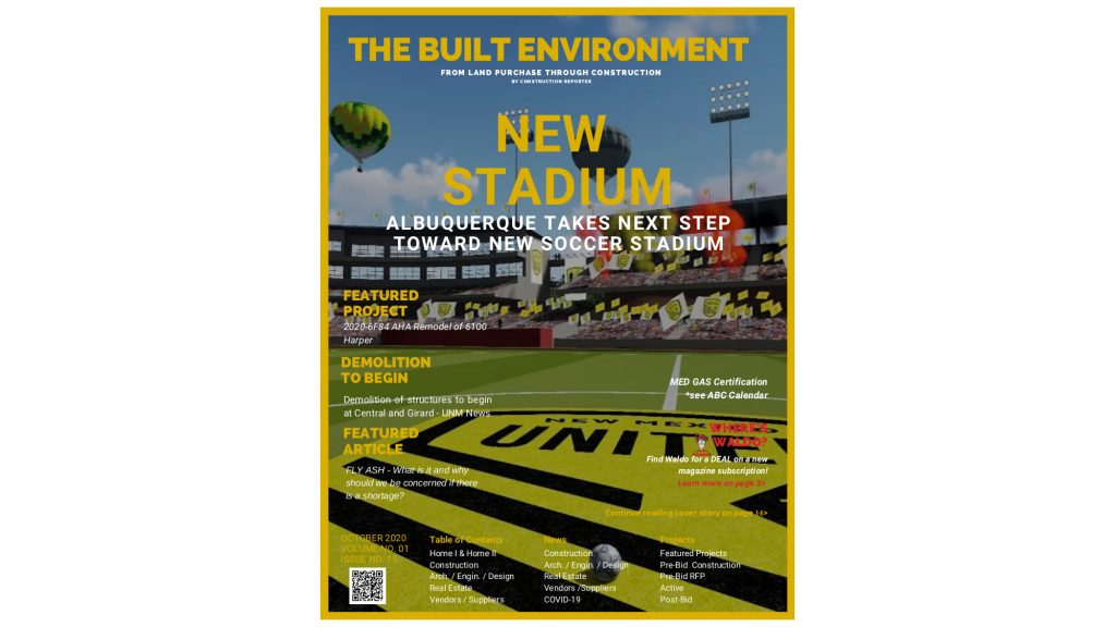 One Tree Pledge article in The Built Environment